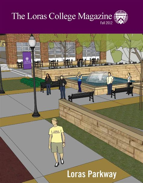 Loras College Mba loras college magazine fall 2012 by loras college issuu
