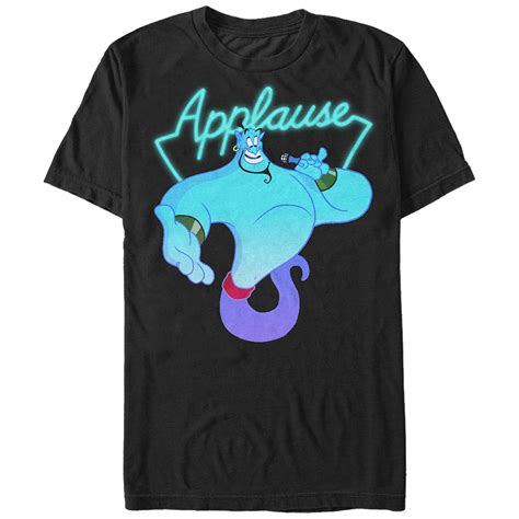Applause Shirts genie applause mens graphic t shirt