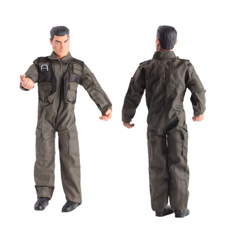 1 6 Army Shorts Untuk Toys Hottoys 1 6 scale figure model aviator pilot uniforms