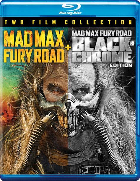 film noir blu ray collection la version noir et blanc de mad max fury road arrivera en