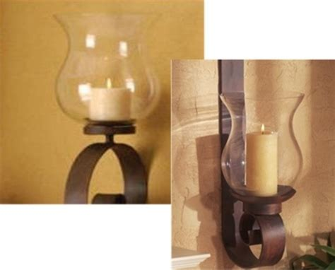 Glass Candle Sconces Lighting Outdoor Light Sconces Exterior Wall Sconce Glass