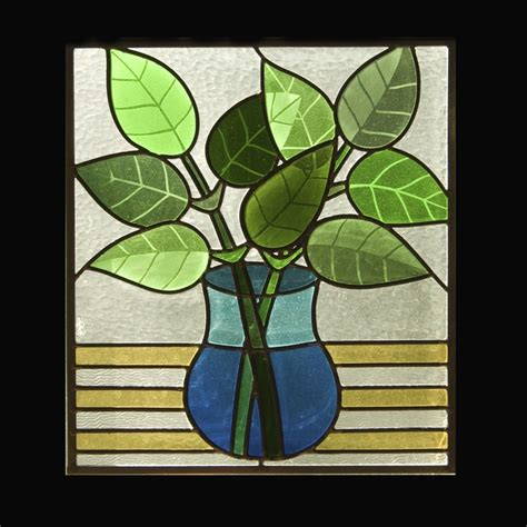 Stained Glass Vase Patterns by 17 Best Images About Sg Shelf On Front
