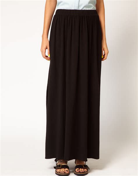 Cheap Monday For 15 Get Them Here by Cheap Monday Maxi Skirt In Black Lyst