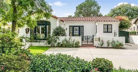 spanish ranch dream home pinterest spanish style bungalow in pasadena dream home