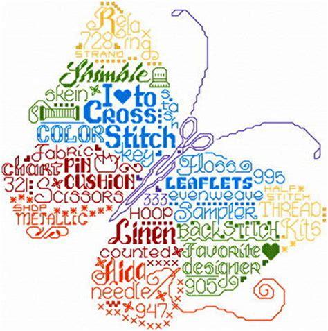 cross stitch words pattern maker let s cross stitch cross stitch pattern words