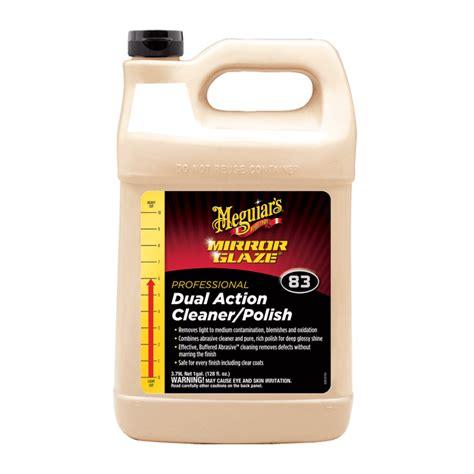 Meguiars Profesional Mirror Glazze Dual Cleaner Dan dual cleaner 1 gallon meguiar s