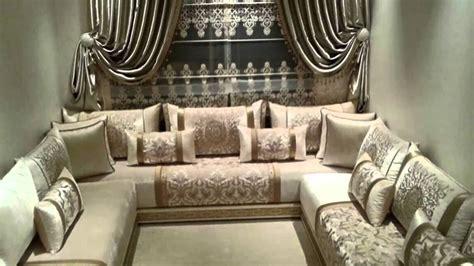 Salon Moderne Marocain by Salon Marocain Contemporain Confortable Mod 232 Les 2017