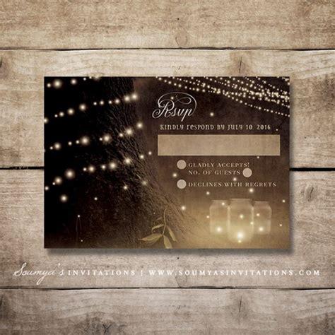 enchanted forest wedding invitations wedding invitation
