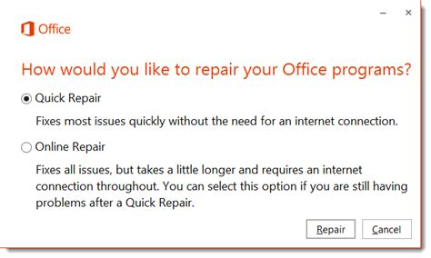 how to automate office 365 repairs lifehacker