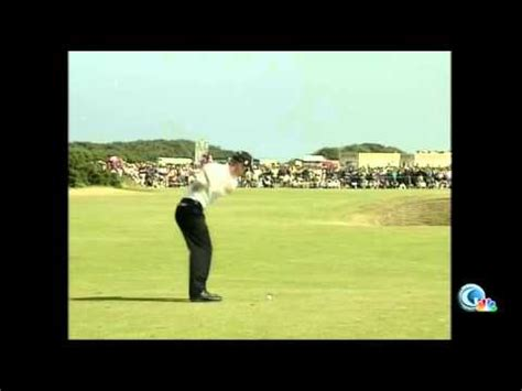 david duval swing david duval iron swing the open 2000 dtl youtube
