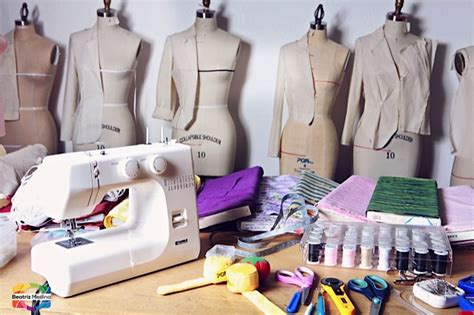 fashion design equipment list garment construction asfd