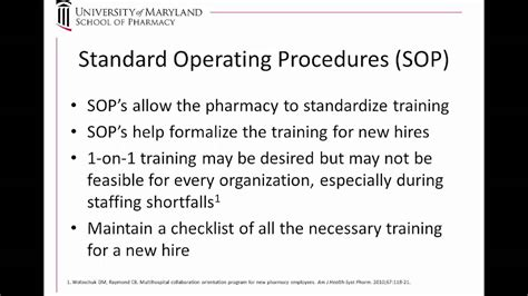 pharmacy standard operating procedures template pharmacy management and sops