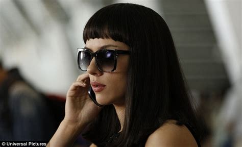 lucy film transformation scarlett johansson stars in promo shots for new luc besson