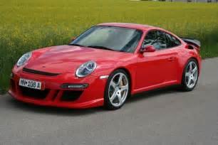 Porsche Ruf Rt12 Ruf Rt12 S Le Monstre Se Met 224 Jour Plan 232 Te Gt