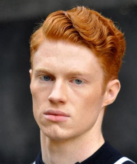 ginger mens hairstyles 10 ginger men who will make you want to be a redhead