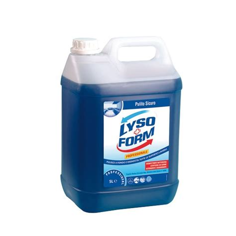 disinfettante per pavimenti lysoform casa detergente disinfettante 5 l 7517413