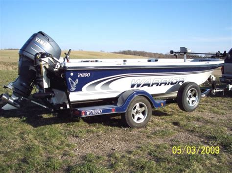 used warrior boats minnesota used muskie boats for sale classified ads