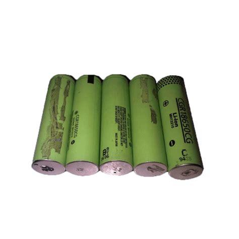Panasonic Battery 18650 With Flat Top 2250mah Original Japa T0210 panasonic lithium ion cylindrical battery flat type