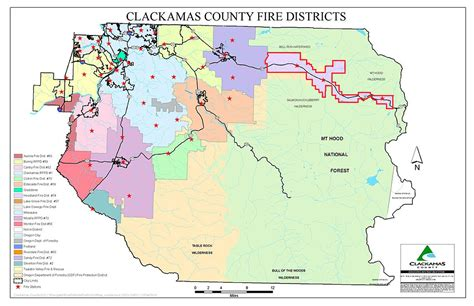 clackamas county tax maps hoodland district 74 hoodland district
