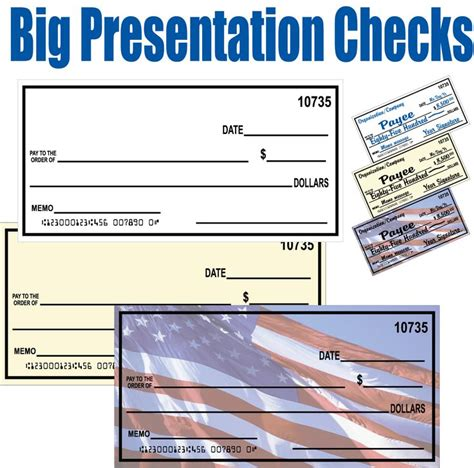 21 Best Checks For Presentations Big Checks Images On Pinterest Big Presentation And Check Big Checks For Presentation