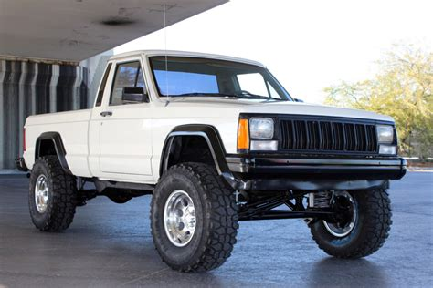 new jeep comanche 1989 jeep comanche custom pickup 207031