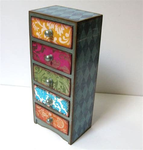 Fabric Chest Of Drawers by 17 Best Ideas About Painted Chest On Folk