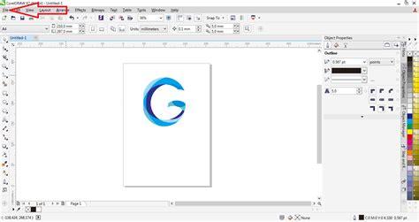 design id card dengan corel draw cara export atau menjadikan hasil desain menjadi gambar