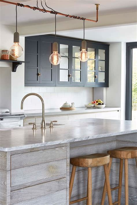 imposing lights over kitchen island height with industrial home dzine kitchen kitchen reno with scandinavian style