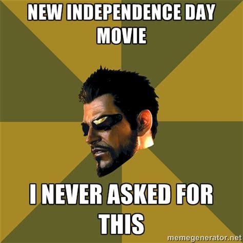 Independence Day Movie Meme - feeling meme ish independence day movies galleries