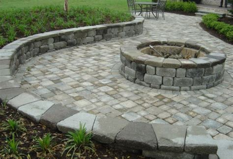 cinder block pits types design ideas and tips how