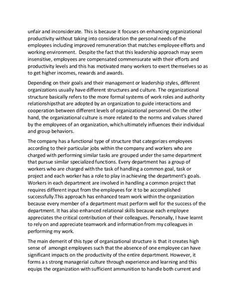Effective Communication Essay by Sle Essay On Organizational Leadership