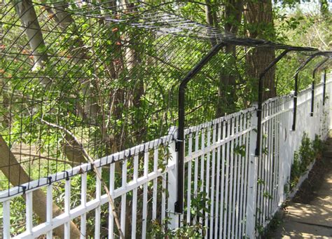 how to keep from jumping fence fence extension fence extension arm