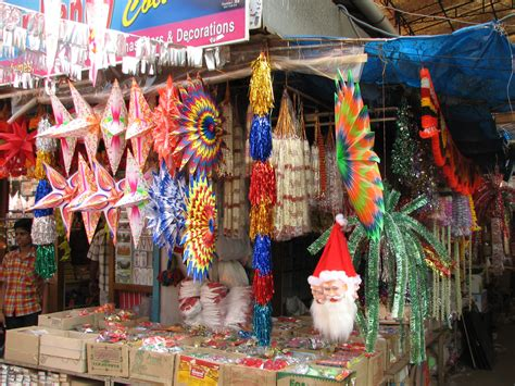 india kerala 071 cochin xmas decorations for sale