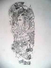 half sleeve tattoo designs for women sketch google