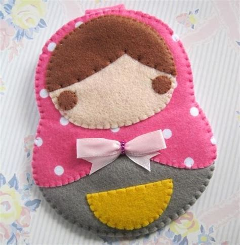 Felt Handmade Craft - 228 best images about crafts felt on brooches