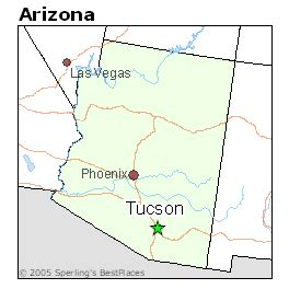 best places to live in tucson arizona