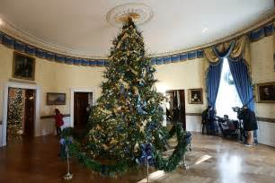 Winter Party Decorations - here s how the white house was decorated ahead of the annual christmas party theproperdate