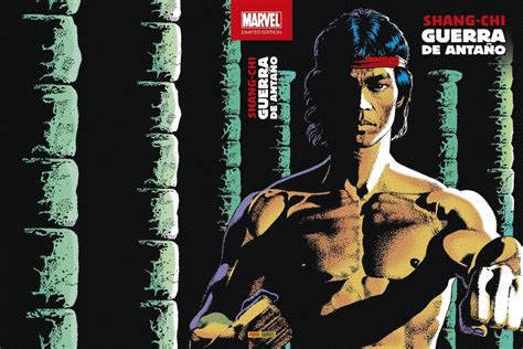 libro shang chi 03 guerra comics revistas merchandising juegos sddistribuciones