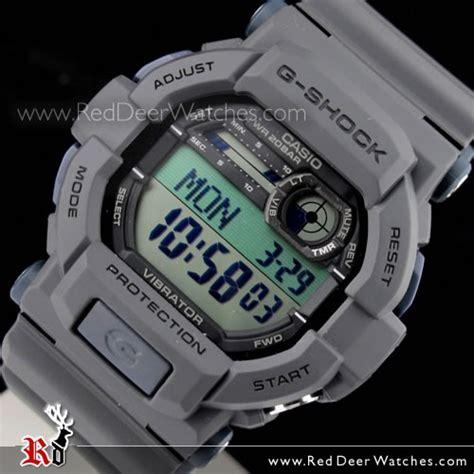 G Shock Time Grey Black buy casio g shock vibration alert 200m world time gray