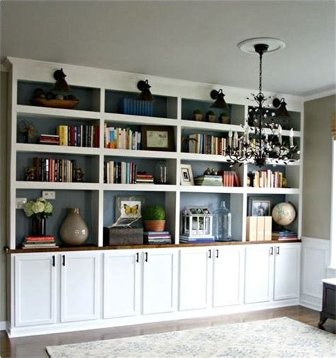 bookcases that look like built ins built ins we ll be making something like this for our