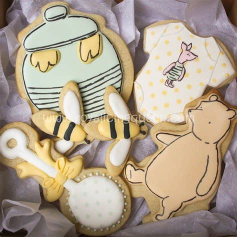 Winnie The Pooh Cookies 90 best images about winnie the pooh on baby shower cookies christopher robin and honey