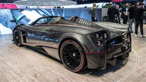 pagani huayra 2018 169 automotiveblogz pagani huayra roadster u s spec