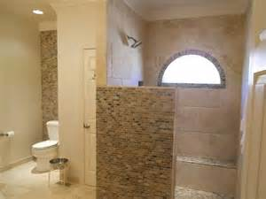 bathroom shower door ideas shower without door bathroom redo pinterest the o