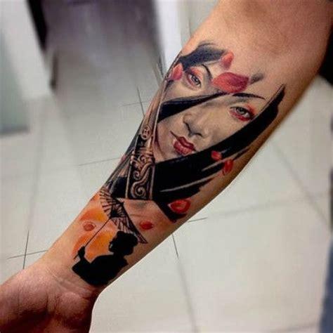 geisha tattoo magazine forearm tattoos inked magazine tattoos pinterest