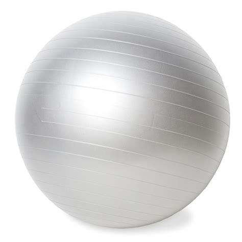 keisser gymball 65cm silver cap fitness silver 65 cm hhe s065b