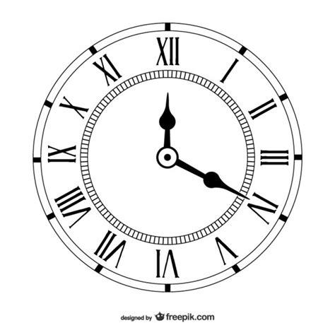 template clock vector clock vectors photos and psd files free download