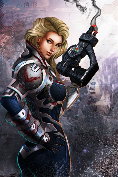 Future Warrior future warrior chic by victter le fou on deviantart
