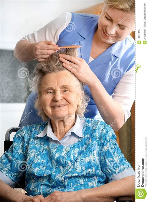 nursing home royalty  stock  image