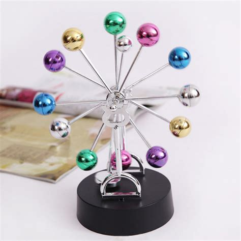 Swing Wheel by Color Swing Wheel Moving Magnetic Home Office Decor