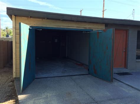 garage swing custom garage doors arizona colorado types of wood used